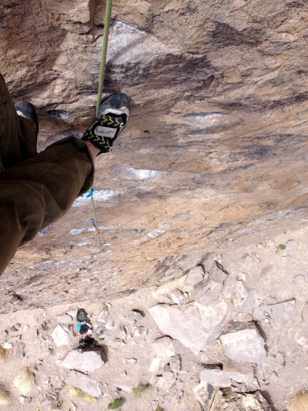 I like photos from this perspective, if you couldn't tell. From the anchors of Mandarin Orange (11b)
