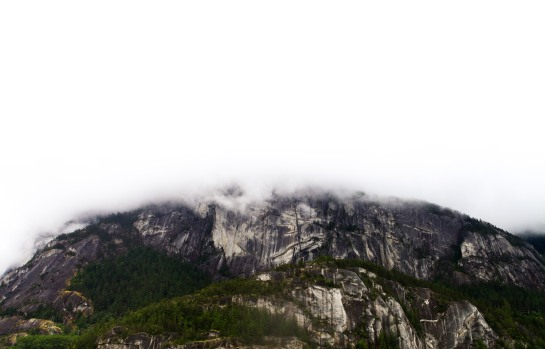 Photos of the Chief near Squamish, British Columbia Canada taken in May 2016.